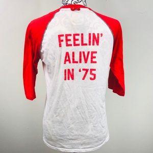 """Vintage"" camp tee shirt 1975"